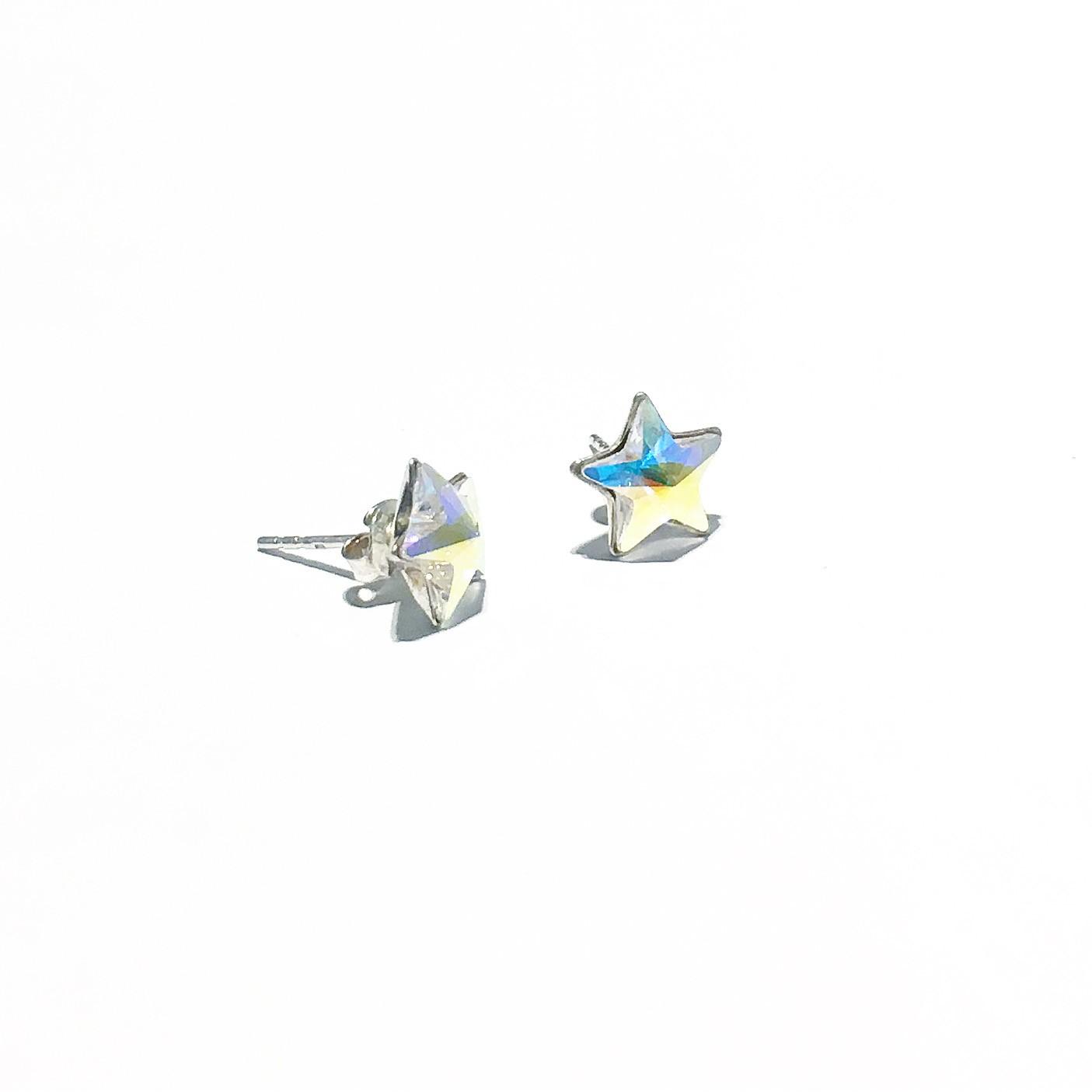 Обици - Crystal Stars